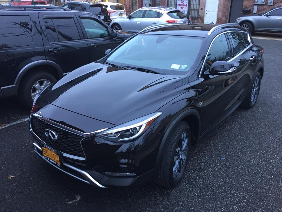 Infiniti auto lease