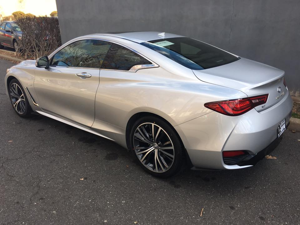 2017 Infiniti Q60 AWD Lease Deal
