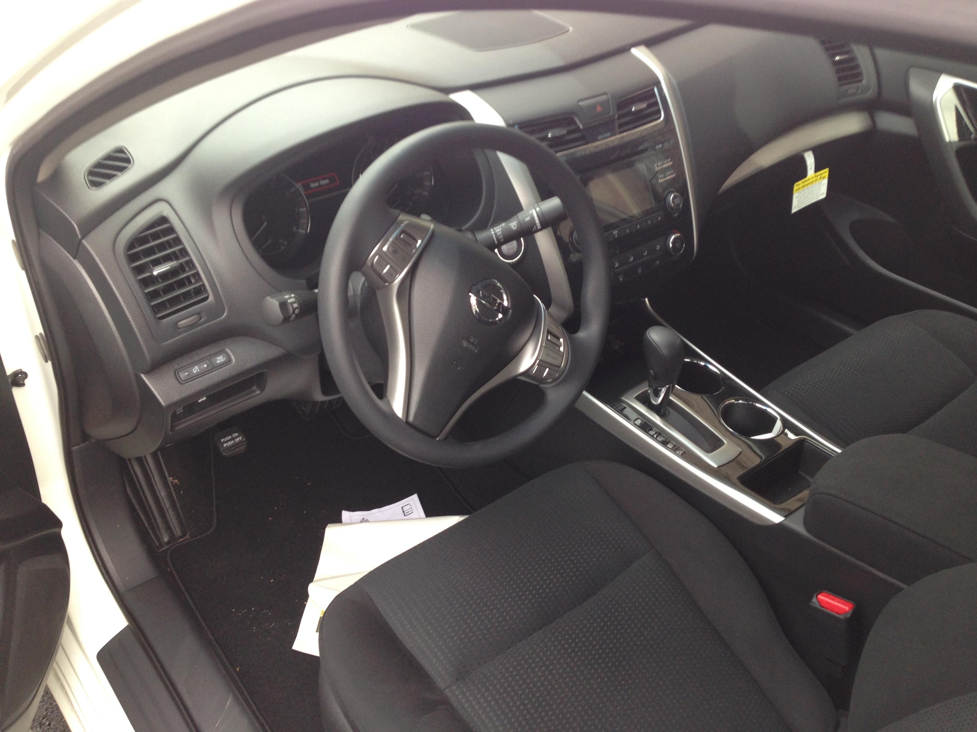 2017 Nissan Altima Auto Lease