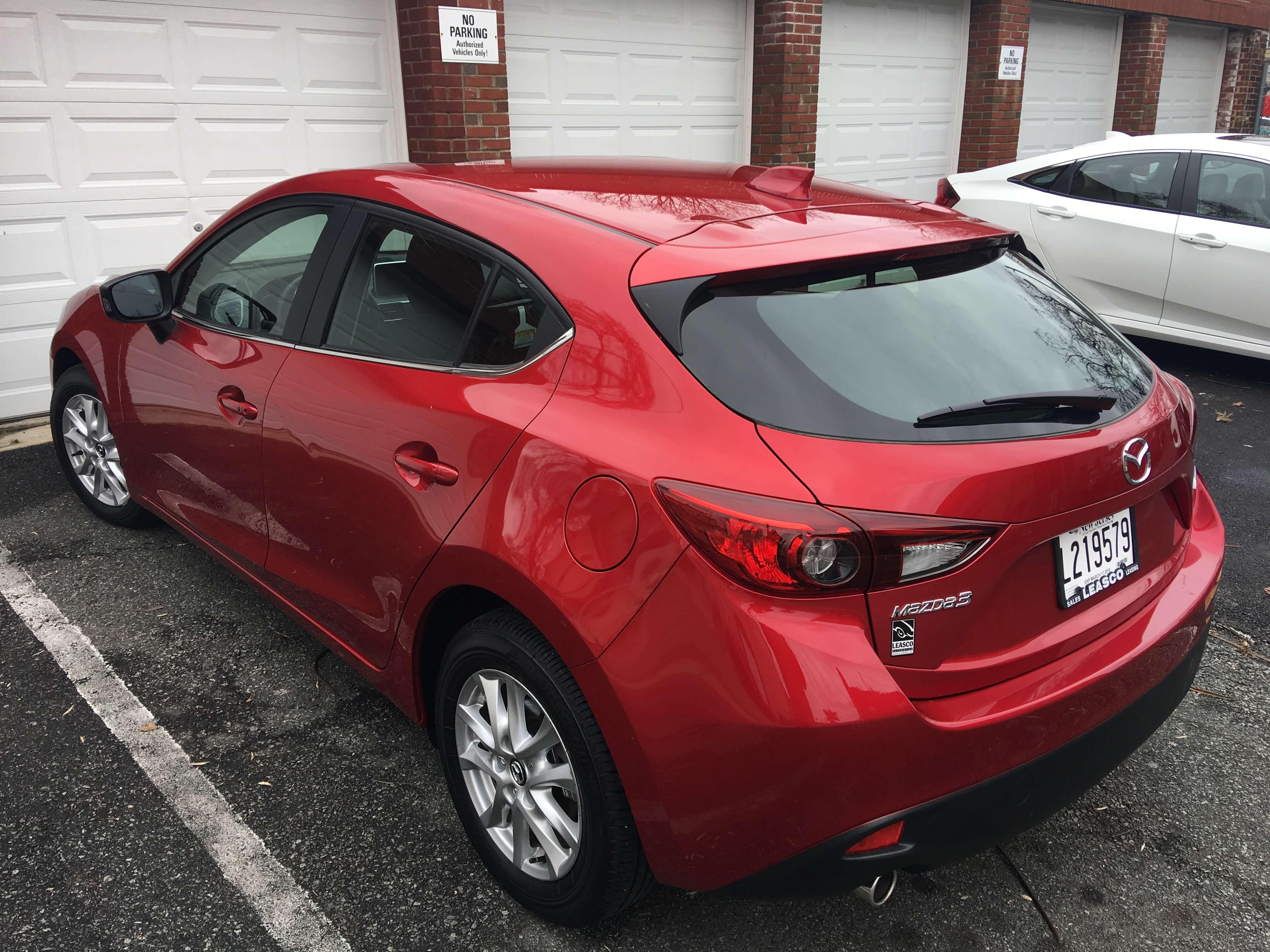Mazda Auto lease
