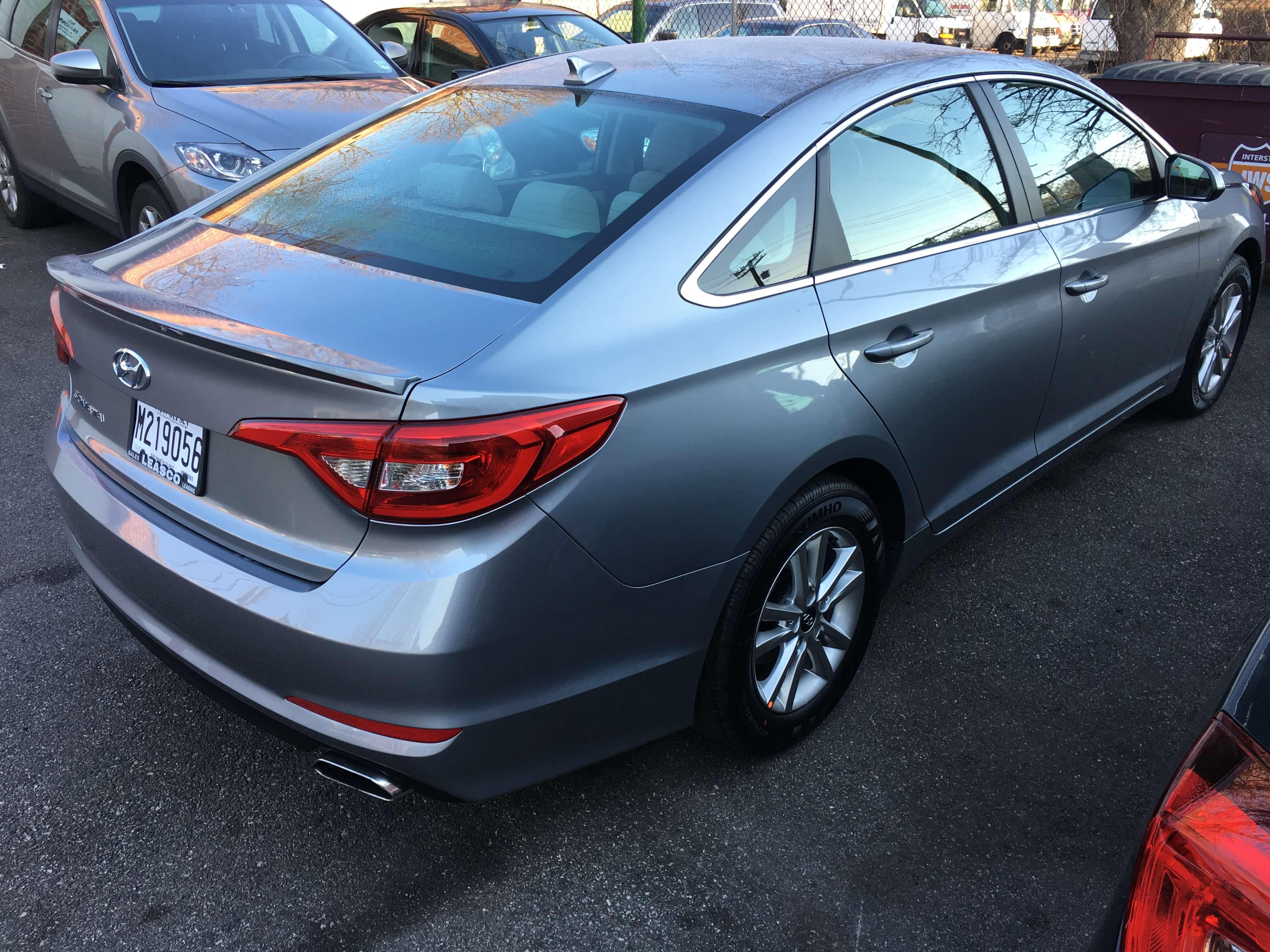 Hyundai Auto lease
